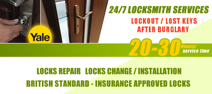 Sidcup locksmith services